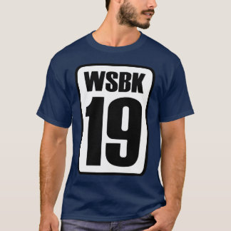 W  #19 Spies (crisp) T-Shirt