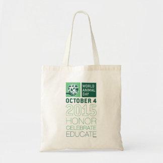 W.A.D. 2015 Honor Celebrate Educate Tote Bag