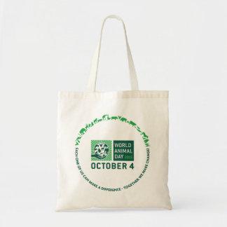 W.A.D. 2015 Together We Make Change Tote Bag