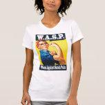 W.A.S.P. - Women Against Sarah Palin Shirts