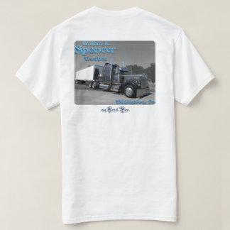 W. A. Spencer Trucking #1 (logo front) T-Shirt