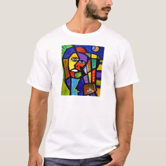 W Abstract by Piliero T-Shirt