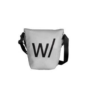 w:.ai messenger bag