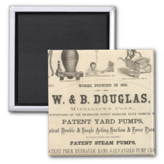 W and B Douglas Magnet