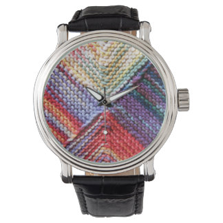 w Artisanware Knit Watch