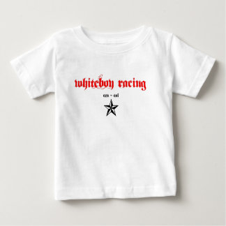 W.B.R. Camiseta futura del jinete Poleras