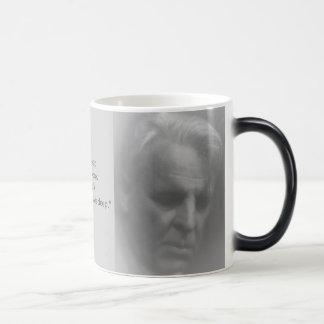 W. B. Yeats 11 Oz Magic Heat Color-Changing Coffee Mug