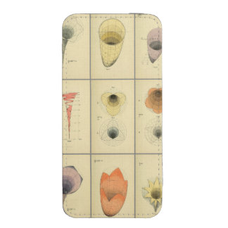 W. Betts's Geometrical Psychology iPhone 5 Pouch