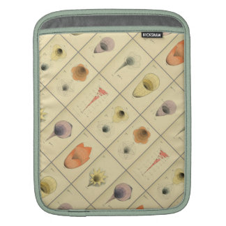 W. Betts's Geometrical Psychology iPad Sleeve