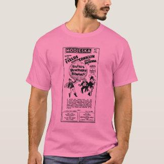 W. C. Fields Tillie's Punctured Romance T-Shirt