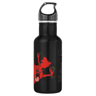 w/China Monster chasing Toby Water Bottle