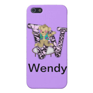 W Circus Monkey iPhone 5 Covers