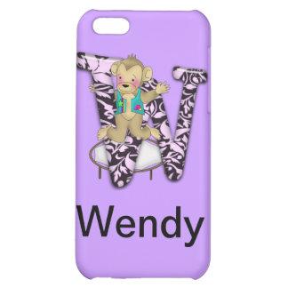 W Circus Monkey iPhone 5C Cover