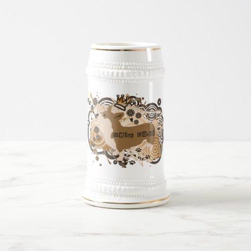 W_Corgi Coffee Mug