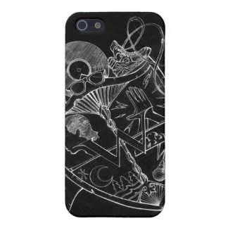 W Crest Invert iPhone 4s Cover For iPhone SE/5/5s