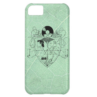 W Crest LeafyGreen case for iPhone 5