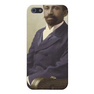 W E B Du Bois iPhone 5 Carcasa