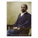 W.E.B. Du Bois Greeting Card