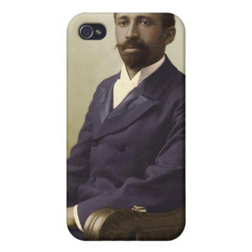 W.E.B. Du Bois iPhone 4 Fundas