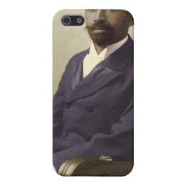 W.E.B. Du Bois iPhone SE/5/5s Case