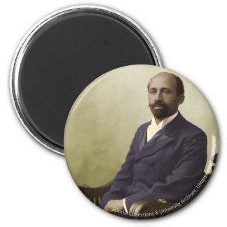 W.E.B. Du Bois 2 Inch Round Magnet