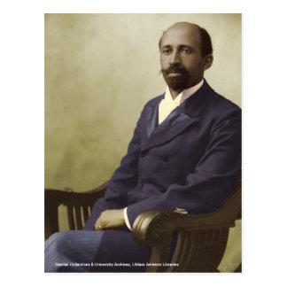 W.E.B. Du Bois Postcard