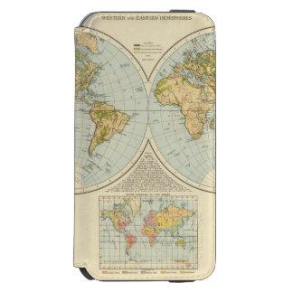 W, E Hemispheres Incipio Watson™ iPhone 6 Wallet Case