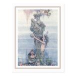 W. H. Robinson - The Little Mermaid Postcard