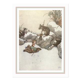 W.H. Robinson - Tommelise Tarjetas Postales