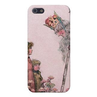 W Heath Robinson Illustration Bill the Minder iPhone SE/5/5s Case