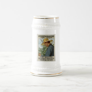 W. Hoogenstraaten & Co Beer Stein