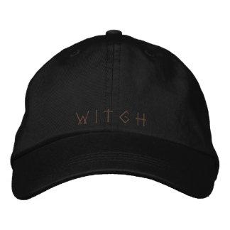 W I T C H BASEBALL CAP