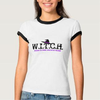 W.I.T.C.H. halloween t-shirt