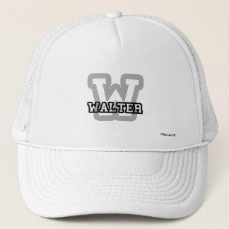 W is for Walter Trucker Hat