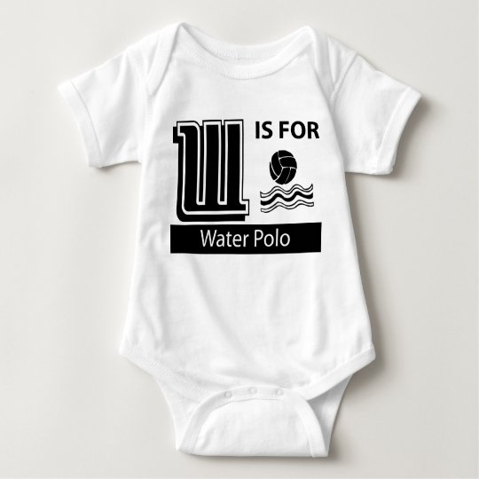 W Is For Water Polo