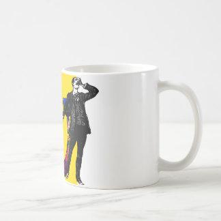 """W"" is for woebegone Coffee Mug"