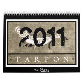 W.L. Cate 2011 Calendar