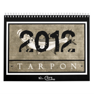 W.L. Cate 2012 Calendar