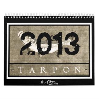 W.L. Cate 2013 Calendar