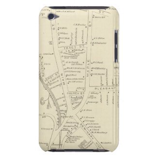 W Lebanon PO Barely There iPod Case
