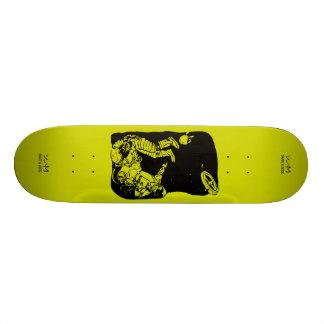 W.M. Skateboard Deck - Spacemen Edition