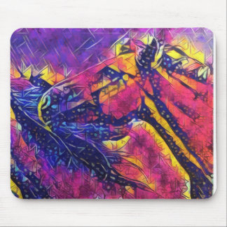 W MOUSE PAD