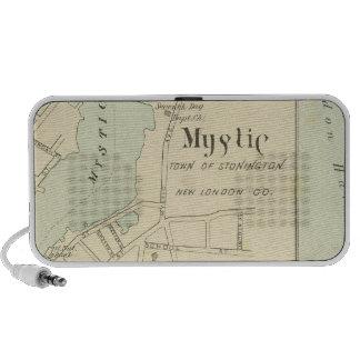 W Mystic, Mystic Notebook Speakers