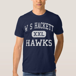 W S Hackett Hawks Middle Albany New York Tees