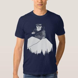 W.T. Camiseta de Horton Camisas