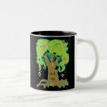 w.t.e.d.t.y? Two-Tone coffee mug