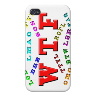 W T F and Other Computer Slang Covers For iPhone 4