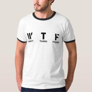 W T F T-Shirt