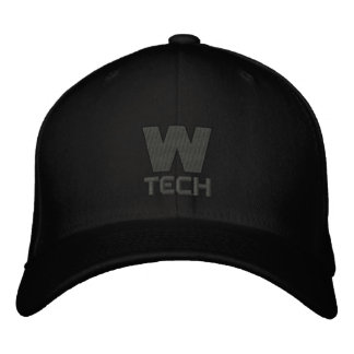 W-Tech Embroidered Hat