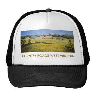 W.VA. Hills Hat